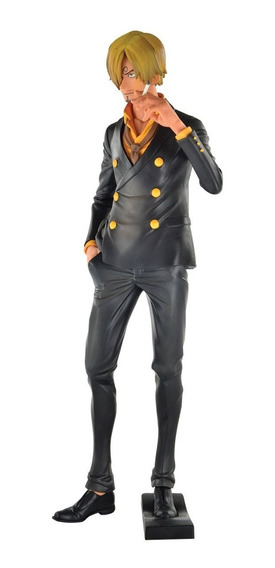 Sanji - One Piece Grandista The Grandline Men Banpresto