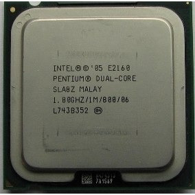 Processador Intel Pentium E2160