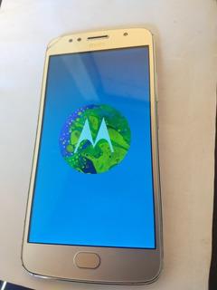 Celular Motog5s 32gb Reiniciando No Logo..