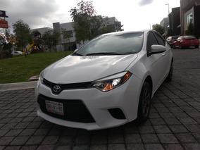 Toyota Corolla 1.8 Base L4 At 2015