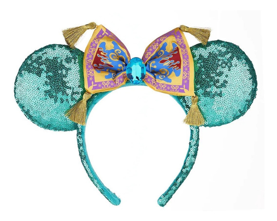 Disney Parks Diadema Aladdin Alfombra Mágica, 2019