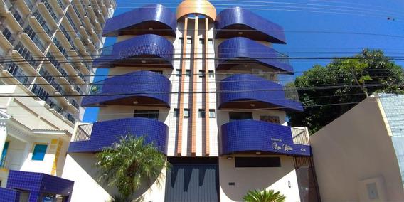 Apartamento Com 3 Dormitórios Para Alugar, 90 M² Por R$ 1.600/mês - Jardim Carvalho - Ponta Grossa/pr - Ap0285