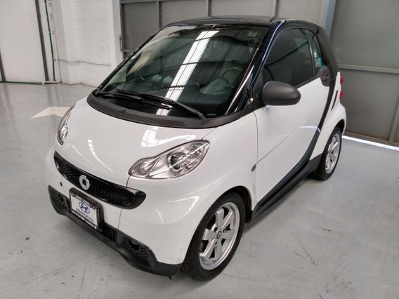 Smart Fortwo 3p Fortwo Coupe Black And White Mhd 71 Hp Ta