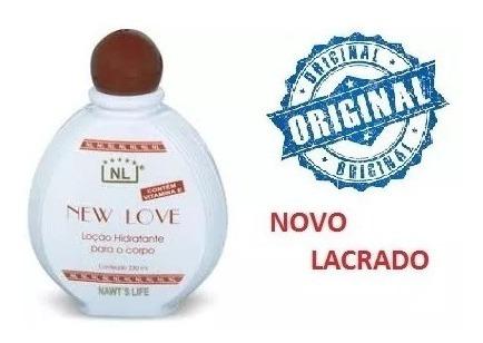New Love Hidratante Original (envio Imediato)