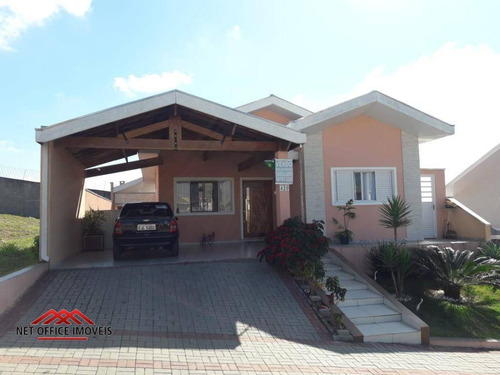 Imagem 1 de 21 de Casa Com 2 Dormitórios À Venda, 172 M² Por R$ 950.000,00 - Condomínio Residencial Mantiqueira - São José Dos Campos/sp - Ca0302