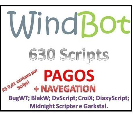 630 Scripts + Navegation ( 630 Pagos) - Rp-ek-ed +quest Full