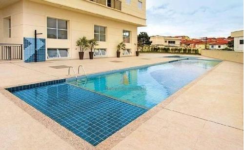 Ótimo Apartamento À Venda - 2 Dormitórios - 2 Vagas - Dos Casa - São Bernardo Do Campo-sp - 43159