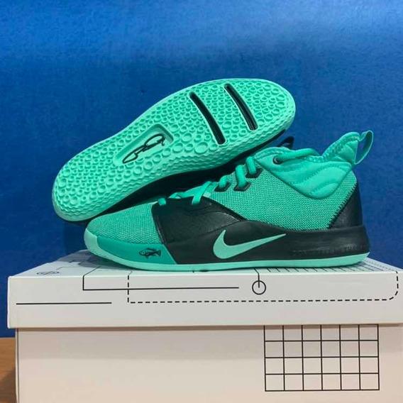 Tenis Nike Paul George 3 23.5 Mx Lebron Westbrook Kyrie Kd