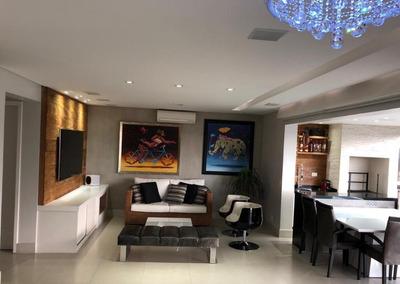 Apartamento Em Brooklin Paulista, São Paulo/sp De 144m² 3 Quartos À Venda Por R$ 2.250.000,00 - Ap194559