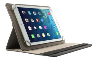 Funda Tablet 7 Pulgadas Universal Stand Cuero Pu Premium