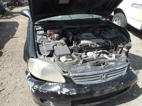 Honda Civic 1.6 Ex-r At En Partes