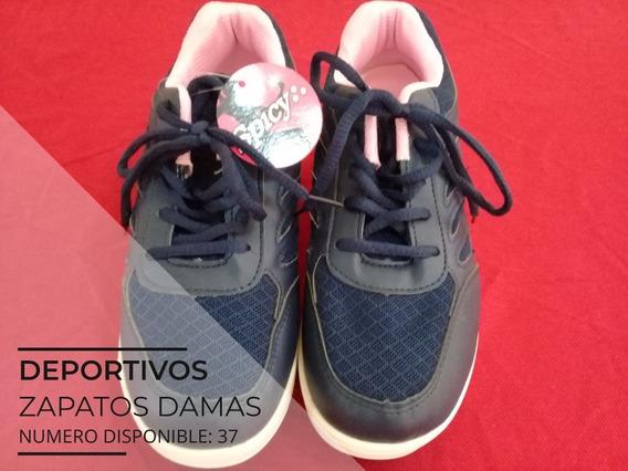 Zapatos Deportivos Para Damas Spicy Numero 37