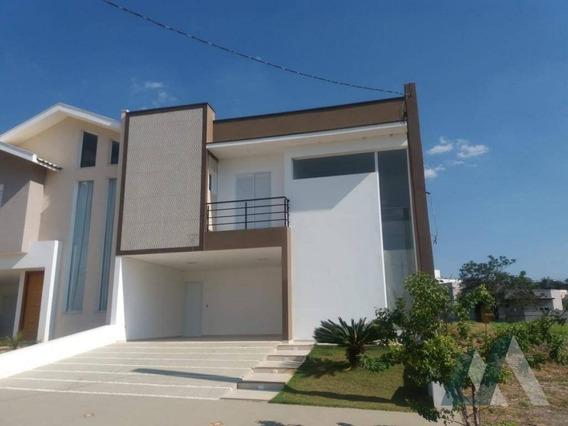 Sobrado À Venda, 210 M² Por R$ 750.000,00 - Condomínio Campos Do Conde - Sorocaba/sp - So0763