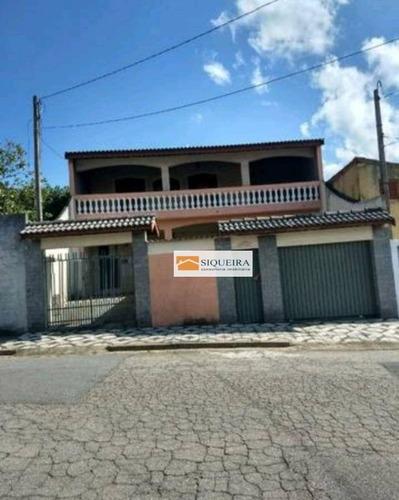 Casa Residencial À Venda, Vila Haro, Sorocaba. - Ca0851