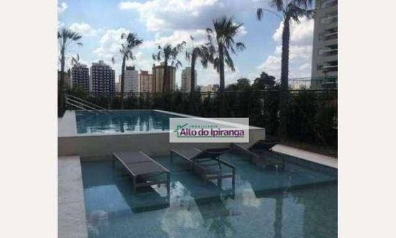 Apartamento Com 3 Dormitórios À Venda, 133 M²- Vila Gumercindo - São Paulo/sp - Ap4497