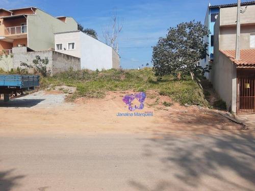 Terreno À Venda, 219 M² Por R$ 122.000,00 - Jardim Bela Vista - Araçariguama/sp - Te0460