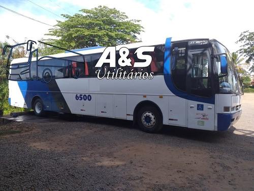Busscar Ell Buss 340 Scania 50lug Completo Confira!! Ref.650