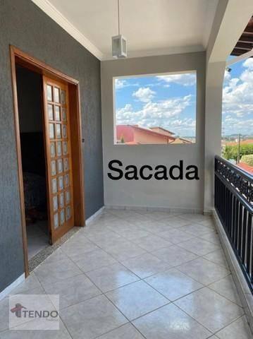 Imagem 1 de 18 de Imob02- Sobrado Com 4 Dormitórios À Venda, 250 M² Por R$ 680.000 - Jardim Regina - Indaiatuba/sp - So0641