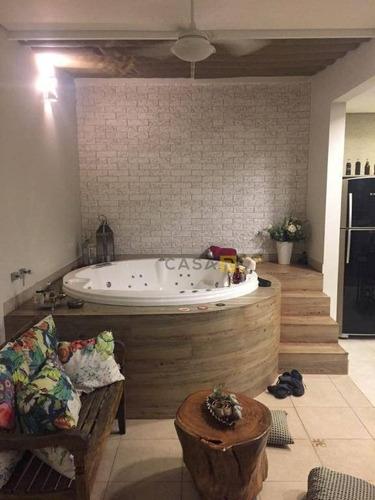 Casa Com 3 Dormitórios À Venda, 102 M² Por R$ 730.000,00 - São Vito - Americana/sp - Ca0085