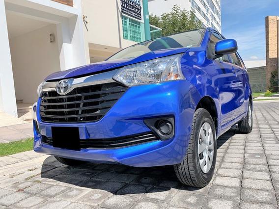 Toyota Avanza Le Automática 2018