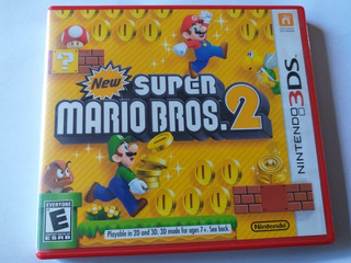 New Super Mario Bros 2 3ds Para Nintendo 3 Ds