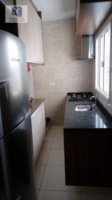 Cobertura Com 2 Dormitórios À Venda, 76 M² Por R$ 22.000 - Jardim Irene - Santo André/sp - Co3677