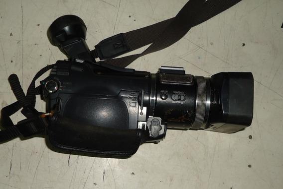 Filmadora Sony Hdv Dvcam Hvr-a1n Ref:511fds65169fd8s1869