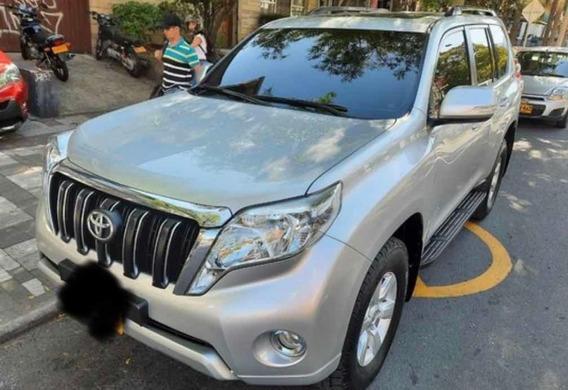 Alquilo/rento Toyota Landcruiser Prado Diesel 4x4 Tx-l