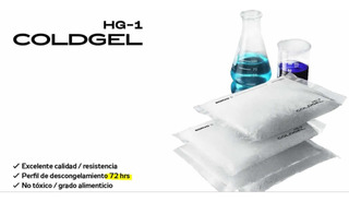 Bolsa De Gel Refrigerante Oferta40bls 15x23cm... Con 400grs.