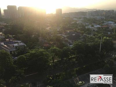 Apartamento Com 3 Dormitórios À Venda, 129 M² Por R$ 1.300.000 - Barra Da Tijuca - Rio De Janeiro/rj - Ap1338