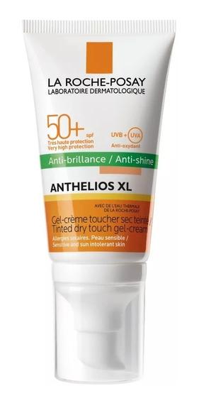 La Roche Posay Anthelios Gel Crema Toque Seco Color X50ml