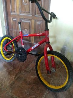 Vendo Bicicleta Usada Para Niño Rodado 15