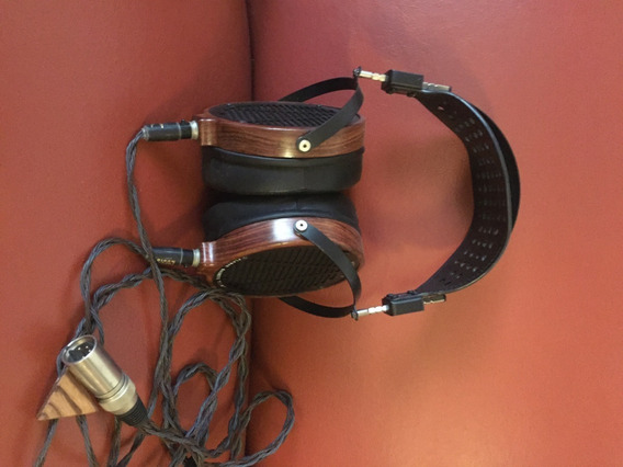 Audeze Lcd 2 Rosewood Com Cabo Norse Skuld 4