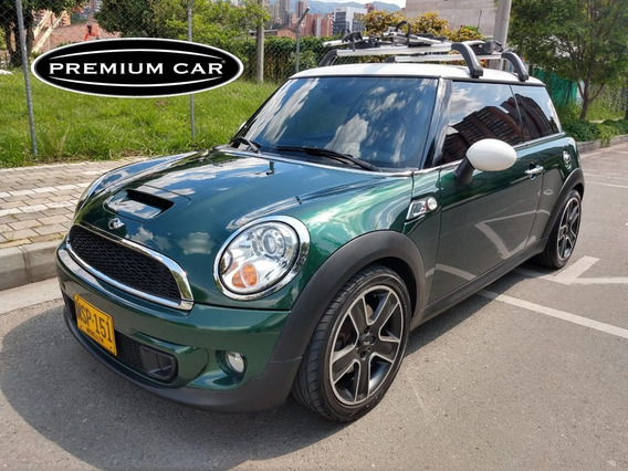 Mini Cooper S Pepper 1.6 Turbo Automático