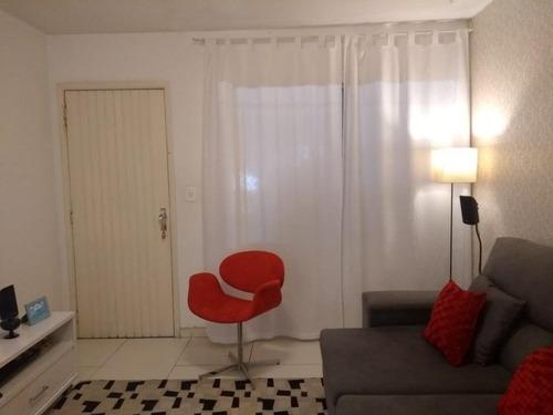 Sobrado À Venda, 83 M² Por R$ 370.000,00 - Recanto Monte Alegre - São Paulo/sp - So2088
