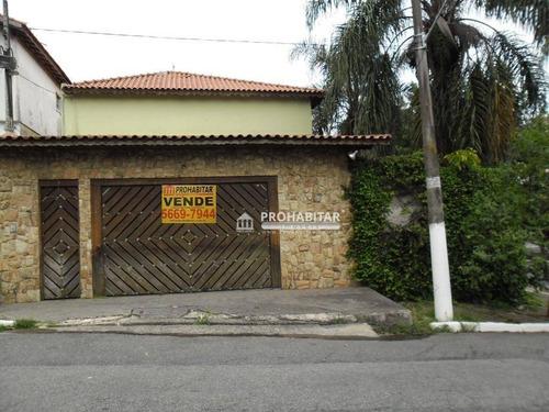 Casa Com 3 Dormitórios, 185 M² - Venda Por R$ 1.000.000,00 Ou Aluguel Por R$ 4.000,00/mês - Parque Das Árvores - São Paulo/sp - Ca2250