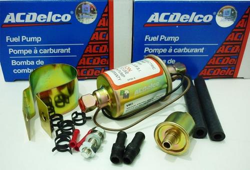 Imagen 1 de 4 de Pila Bomba Gasolina Universal Externa Acdelco E8012 0901