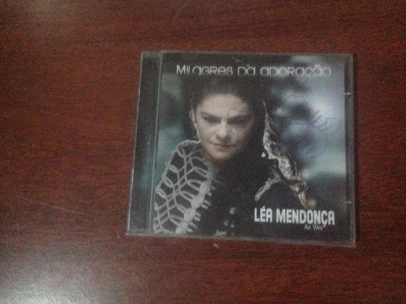 Cd Lea Mendonça - Milagres Da Adoracao