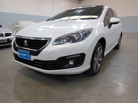 Peugeot 308 Feline Manual Cuero Blanco