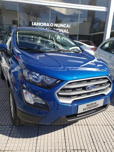 Ford Ecosport Se 100% Adjudicada  Anticipo $609.900 Y Cuotas