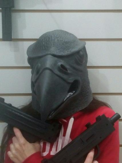 Mascaras Latex Entera Buitre Animal Terror Cosplay Ave