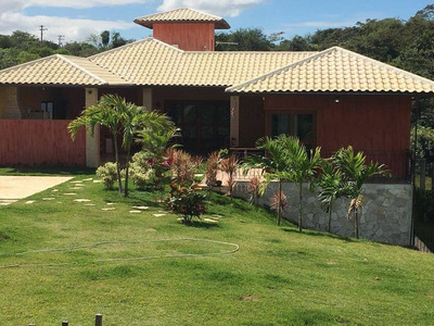 Excelente Casa 5 Quartos Residencial Laranjeiras - Ca1278