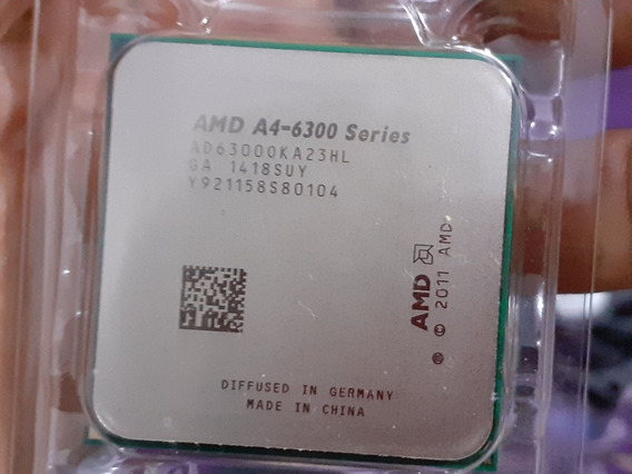 Processador A4 6300