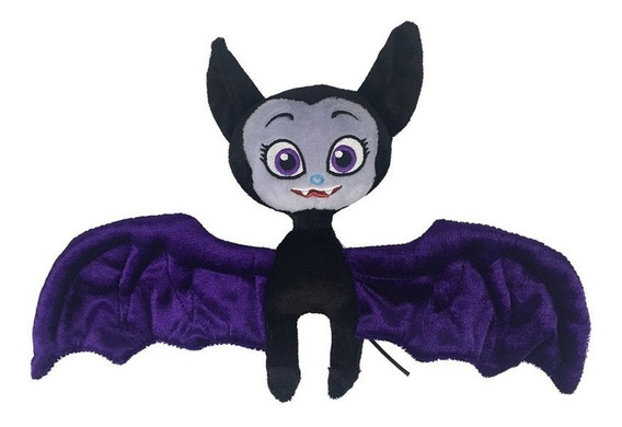 Pelúcia Wolf - Disney Vampirina