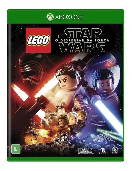 Lego Star Wars O Despertar Da Força Xbox One Mídia Física Rj