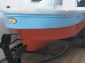 Lancha 21 Pies Nueva Con Motor 40 Hp