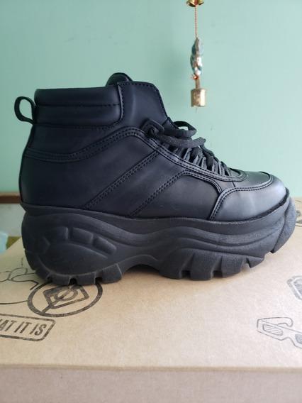 Sneakers 47 St Plataforma Botita