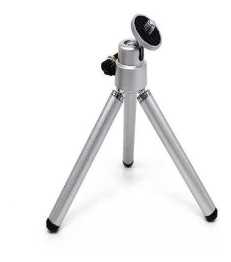 Mini Tripé P/câmera Digital, Celular Universal Retrátil Mt03