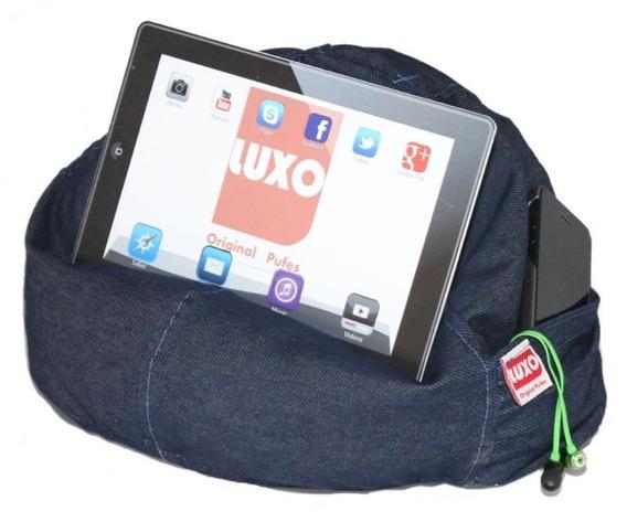 Pufpad - Jeans - Suporte Para Celulares E Tablets