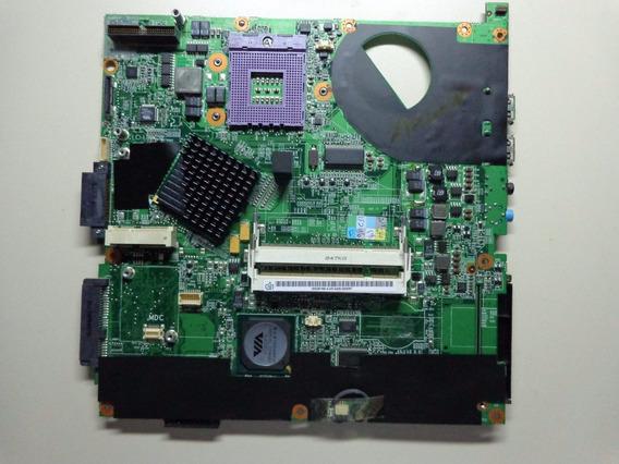 Placa Mãe Do Notebook Positivo Z6l, Z65 Obs. A Descrição